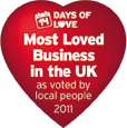 best Loved Business in Malvern