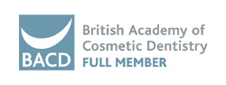 British Academy of Cosmetic Dentistry website