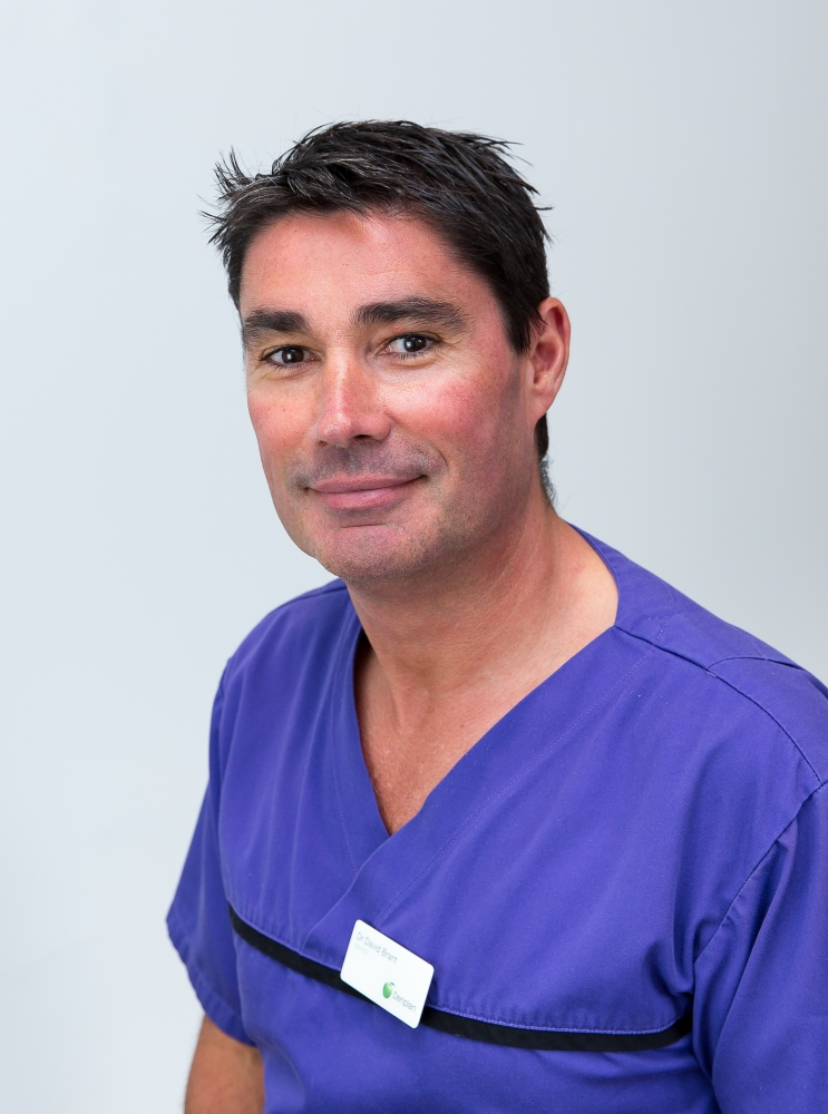 Dr David Brant