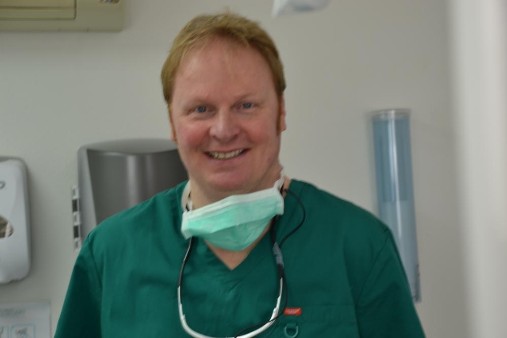 Dr Michael Dooley