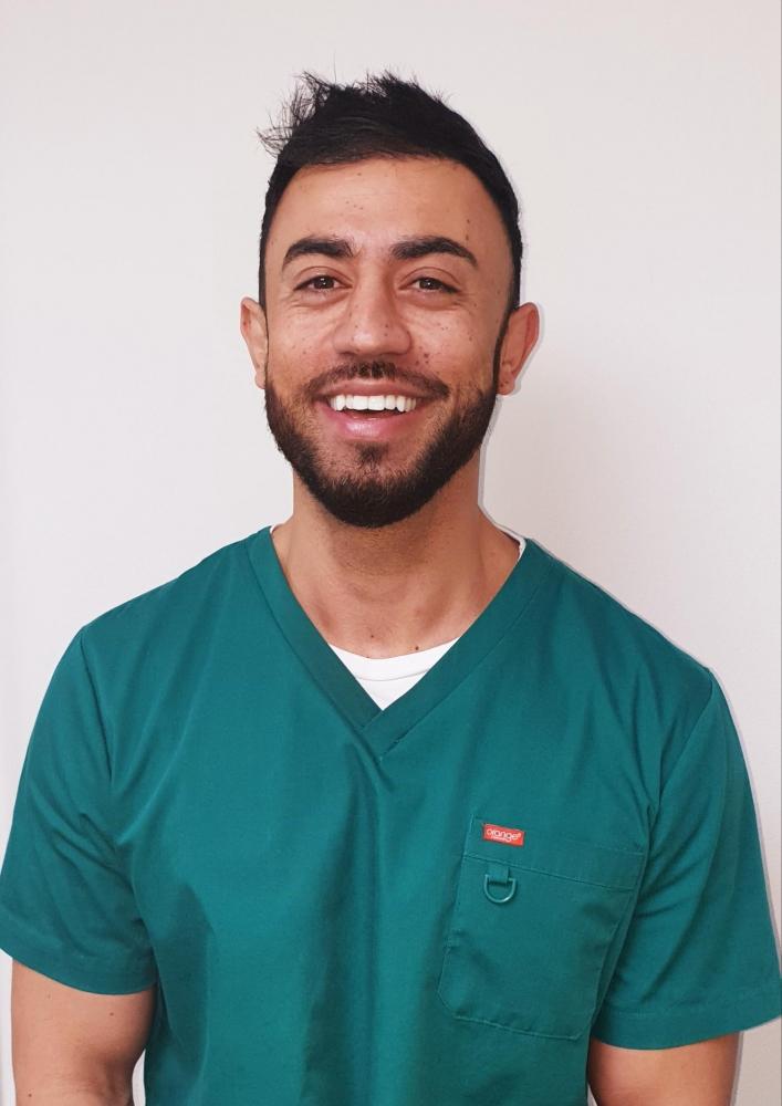 Dr Pedram Hejazefar