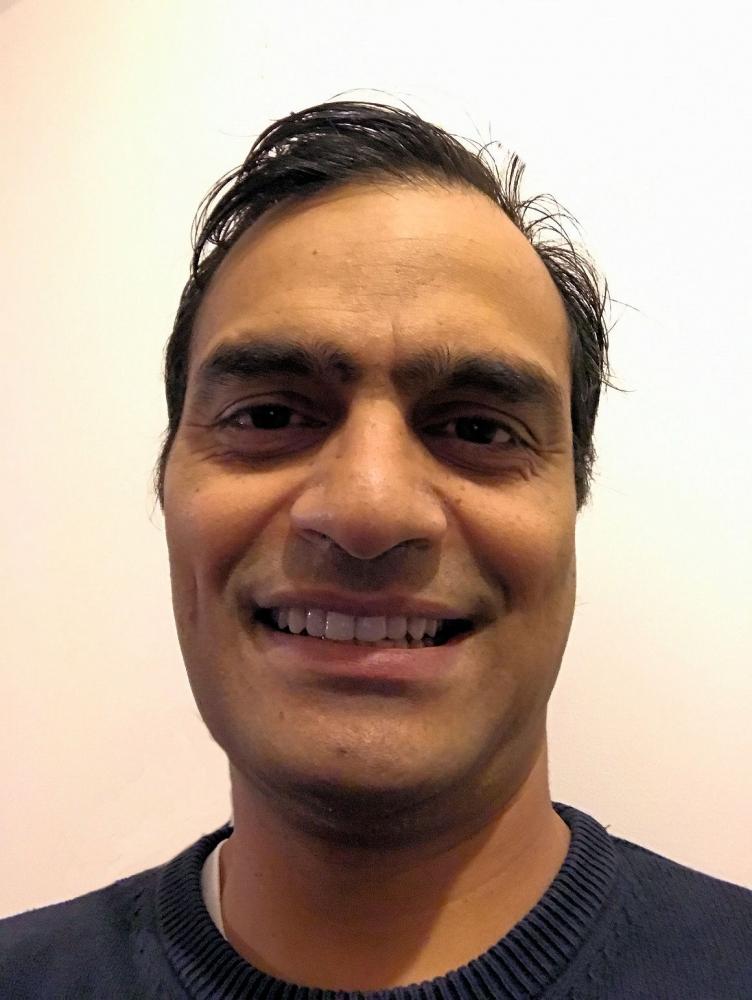 Mr Pratyush  Mahapatra
