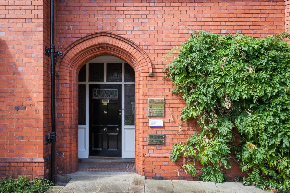 Sandon Entrance