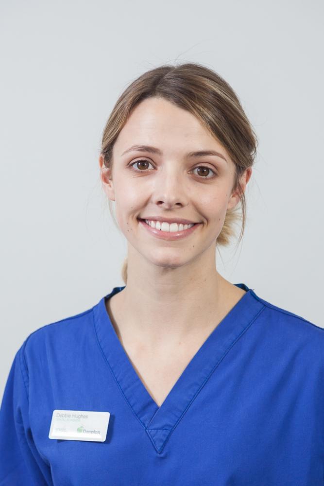 Dr Debbie Hughes