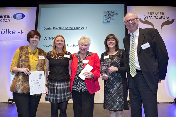 Dental Protection Ltd Practice of the Year 2014