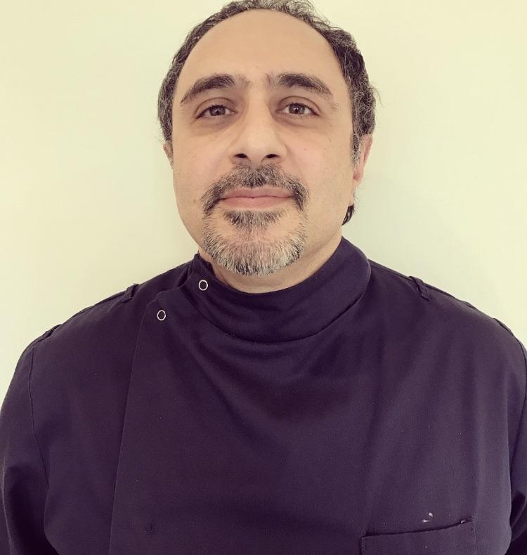 Mr Ali Miri