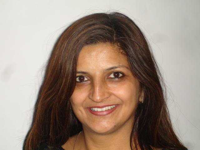 Mrs Bina Patel
